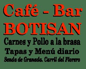 Logotipo Botisan