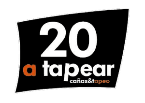 LOGO 20 a tapear PHOTOCALL