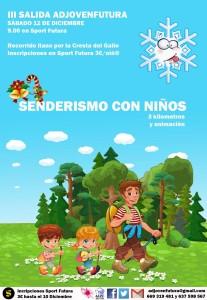 Senderismo infantil 2015