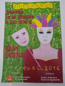 Carnaval Espinardo 2016