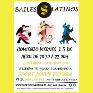 Bailes Latinos Sport Joven Futura