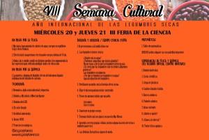 FERIA DE LA CIENCIA VIII SEMANA CULTURAL @iesjoseplanes