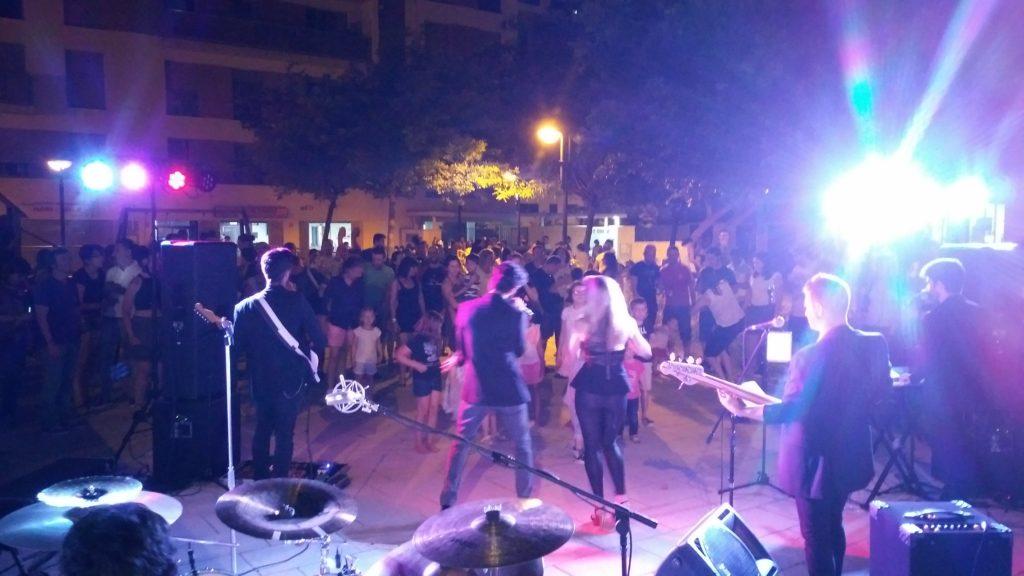 Concierto Fiestas 2016