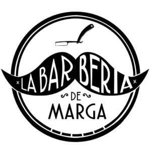 Logotipo La Barberia de Marga