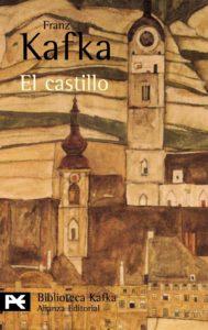 """Portada de """"El Castillo"""" de Fran Kafka"""