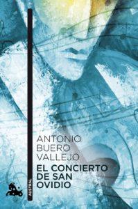 """Portada de """"El concierto de San Ovidio"""" de Antonio Buero Vallejo"""