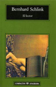 """Portada de """"El lector"""" de Bernhard Schlink"""