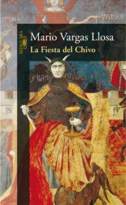 """Portada de """"La fiesta del Chivo"""" de Mario Vargas Llosa"""