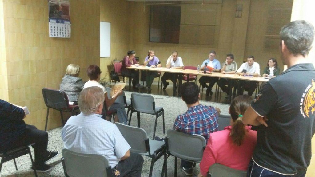 Junta Municipal de Espinardo del 26/10/2016