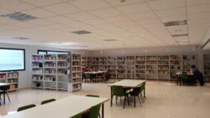 2016-12-10 Visita a la biblioteca de Espinardo - Foto 2
