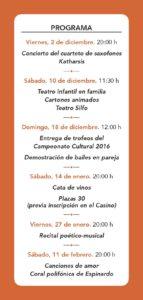 Tríptico 100 años Casino Espinardo página 2