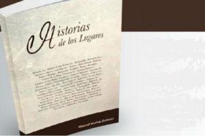 Portada Historia de los Lugares de Manuel Muñoz Zielinski