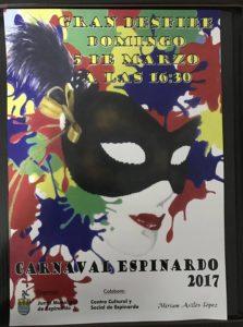 2017-04-05 Cartel Carnaval Espinardo 2017