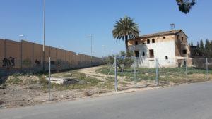 2017-02-26 Vallado reparado Torre Falcón