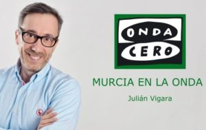 OndaCero - Murcia en la Onda - Julian Vigara
