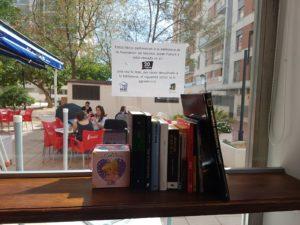2017-05-10 Biblioteca Colaborativa Club de Lectura y 20 a Tapear