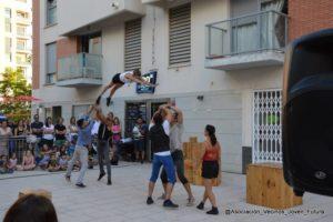 Todo encaja de Cia UpArte - Fiestas Joven Futura 2017