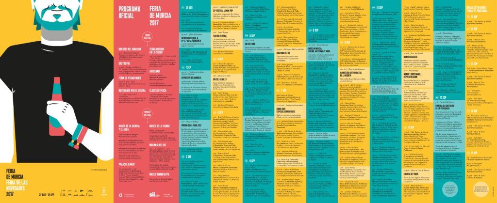 Feria Murcia 2017 - Programa Digital