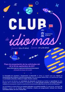 2017-09-22 Club de Idiomas - Centro Cultural Espinardo