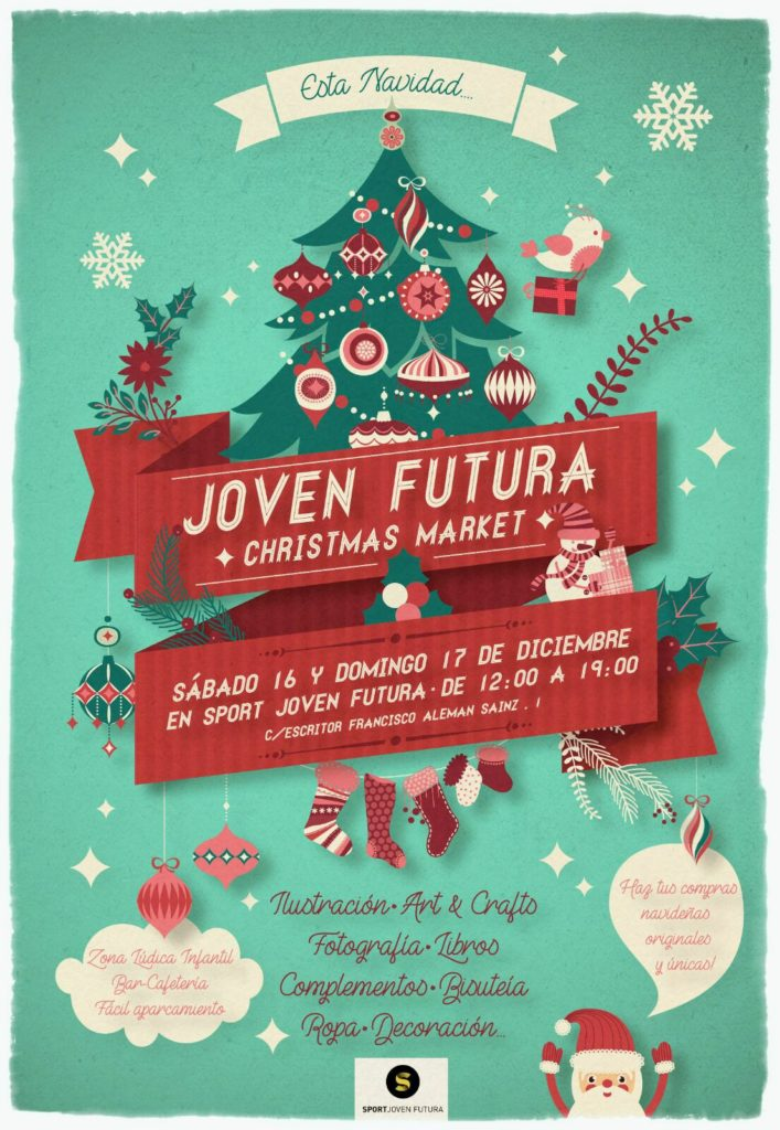 CHRISTMAS MARKET JOVEN FUTURA