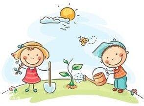 Taller infantil planta un árbol
