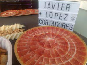 2017-12-04 Cortadores de Jamón - Javier López Cortadores