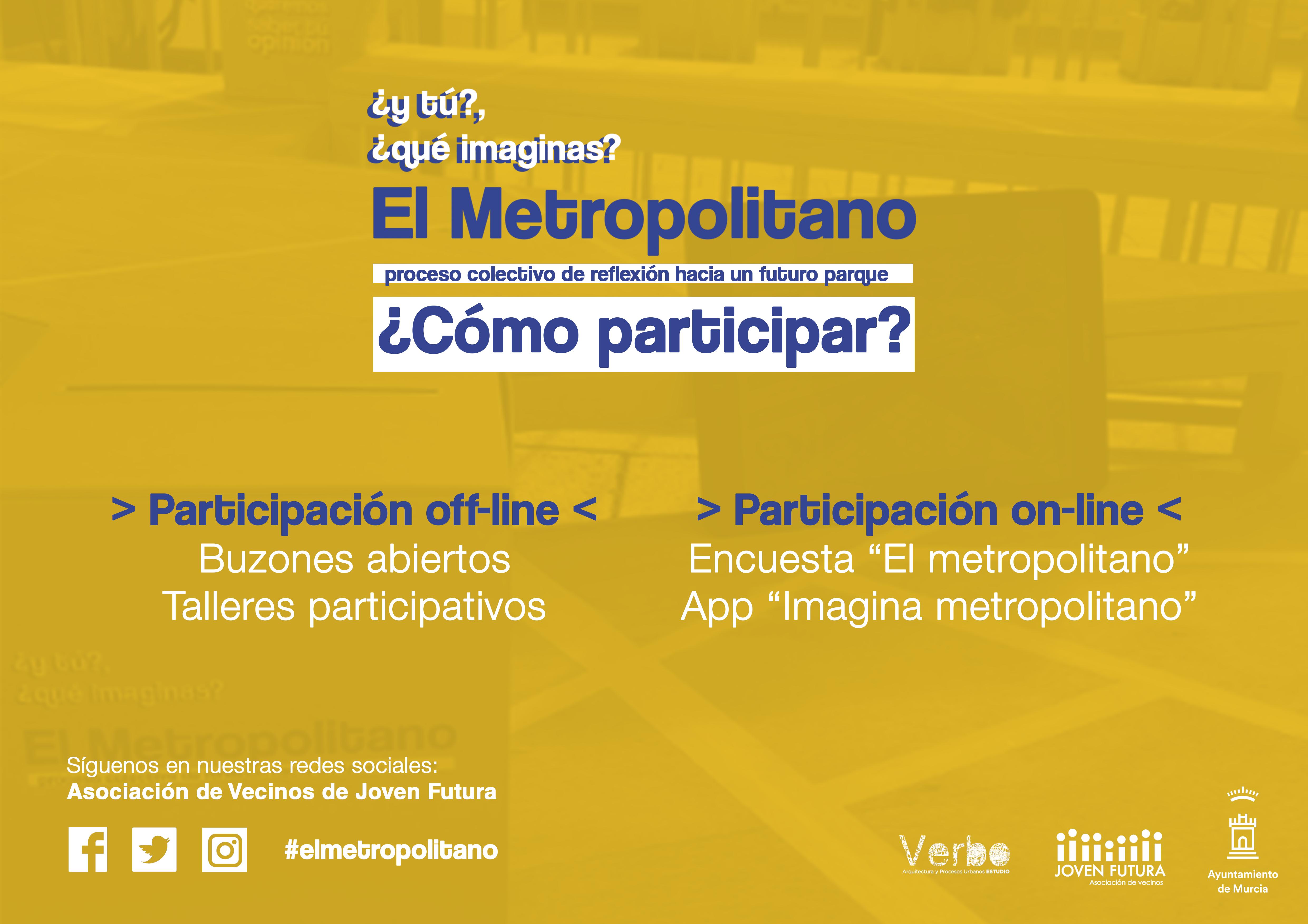 26-11-18 ¿Cómo participar? #ElMetropolitano