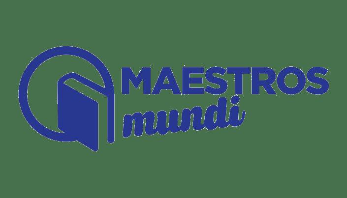 Logo - Maestros mundi