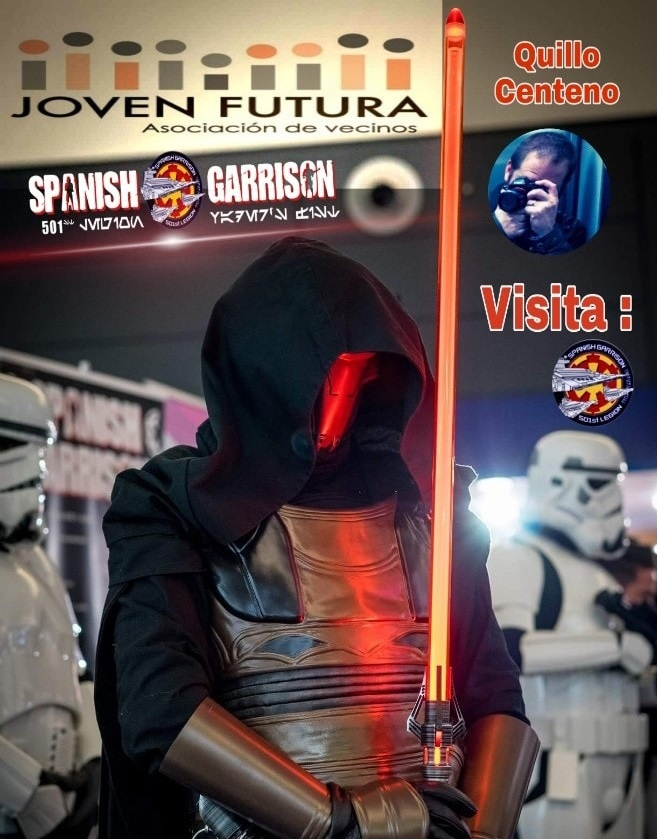 2018-12-16 Cartel Spanish Garrison 501st legion