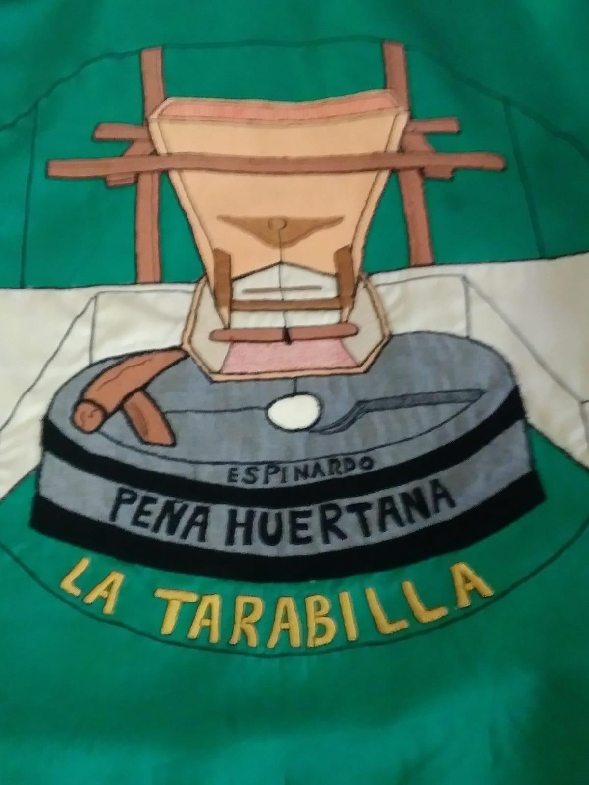 Logo - Banderola - Peña Huertana La Tarabilla