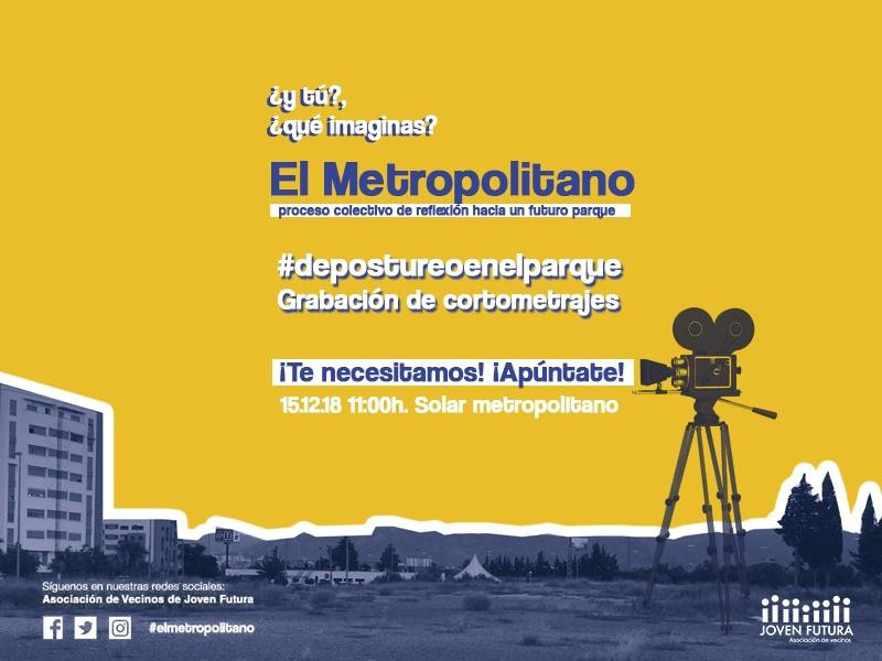 2018-12-15 Cortometrajes #ElMetropolitano