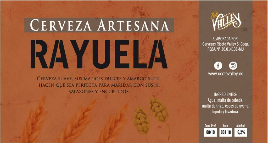 Cerveza Artesana Rayuela