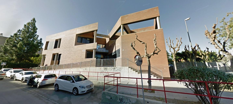2018-12-01 Fachada Principal Centro de Salud de Espinardo y Joven Futura