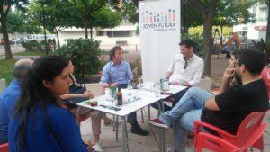 2019-05-23 Podemos Equo en Joven Futura