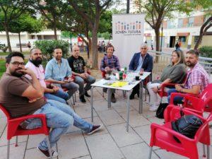 2019-05-22 Encuentro con Somos Murcia