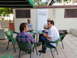 2019-05-22 Encuentro con Cambiemos Murcia