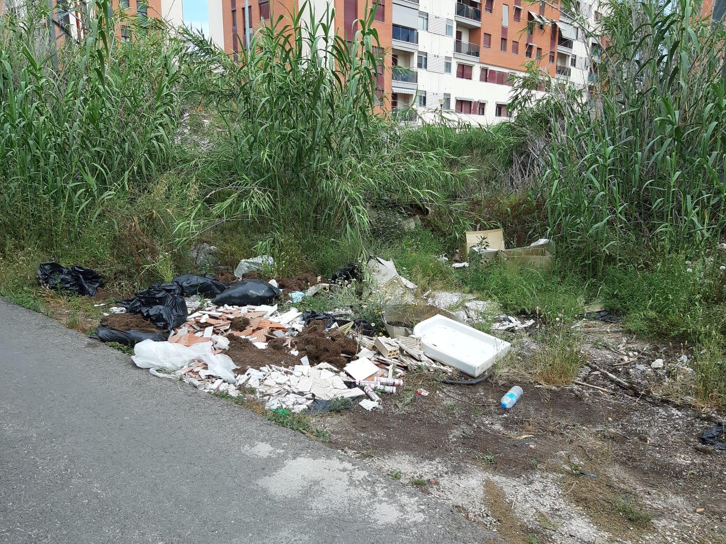 2019-05-30 Antes de limpiar los escombros calle Doctor de la Peña, Joven Futura, #ElMetropolitano