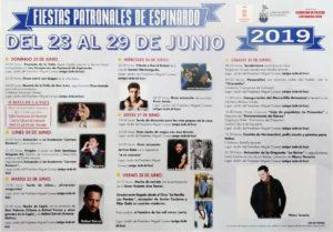 Fiestas Patronales Espinardo 2019