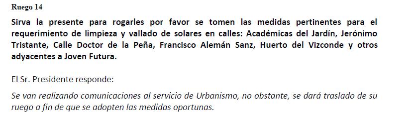 Extracto del Acta 26-09-2018 Junta Municipal Espinardo 0003