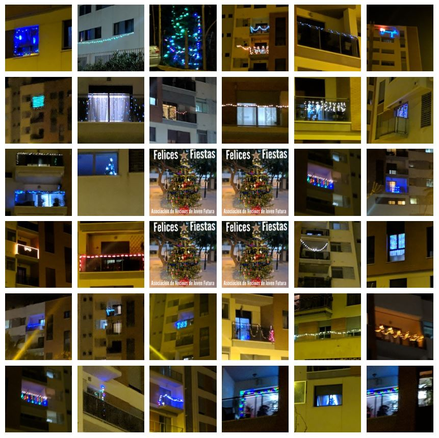 2020-01-01 Luces navideñas Joven Futura