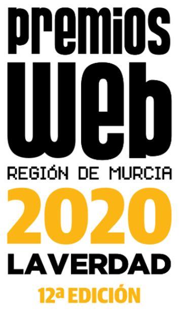 XII Premios Web de Murcia 2020 La Verdad