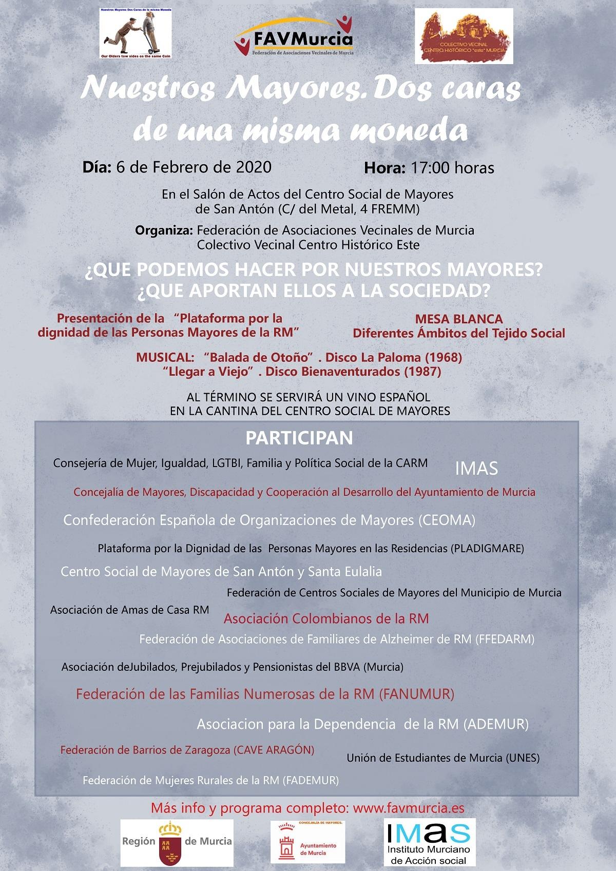 2020-02-06 Evento Mayores - FAVMurcia