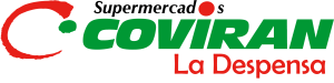Logotipo Supermercados Coviran, La Despensa.