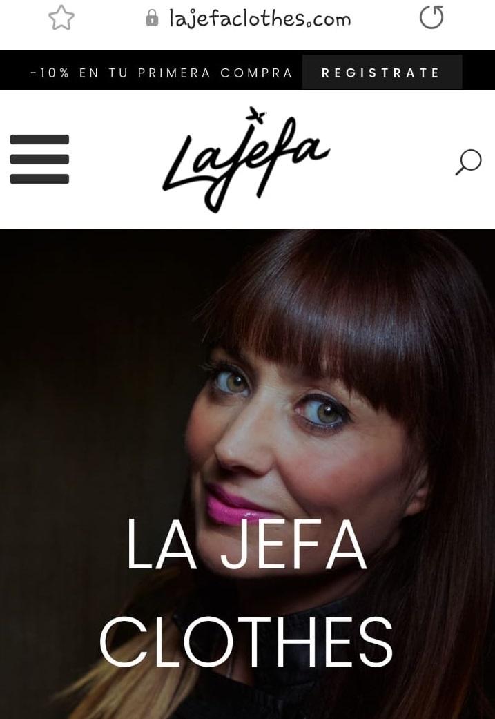 LaJefa - Lorena Llanes
