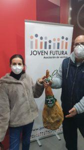 1er Premio - Carmen R. - Jamón Serrano