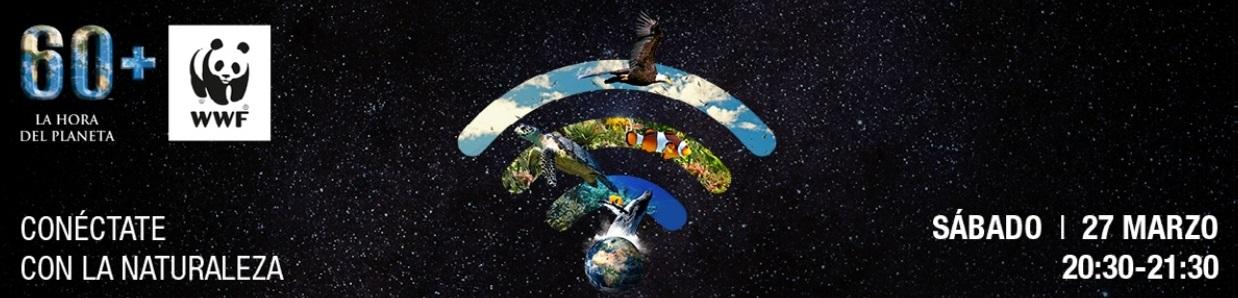 Cabecera hora del planeta 2021