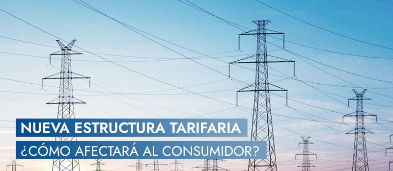 Nueva estructura tarifaria - miwenergía - Joven Futura