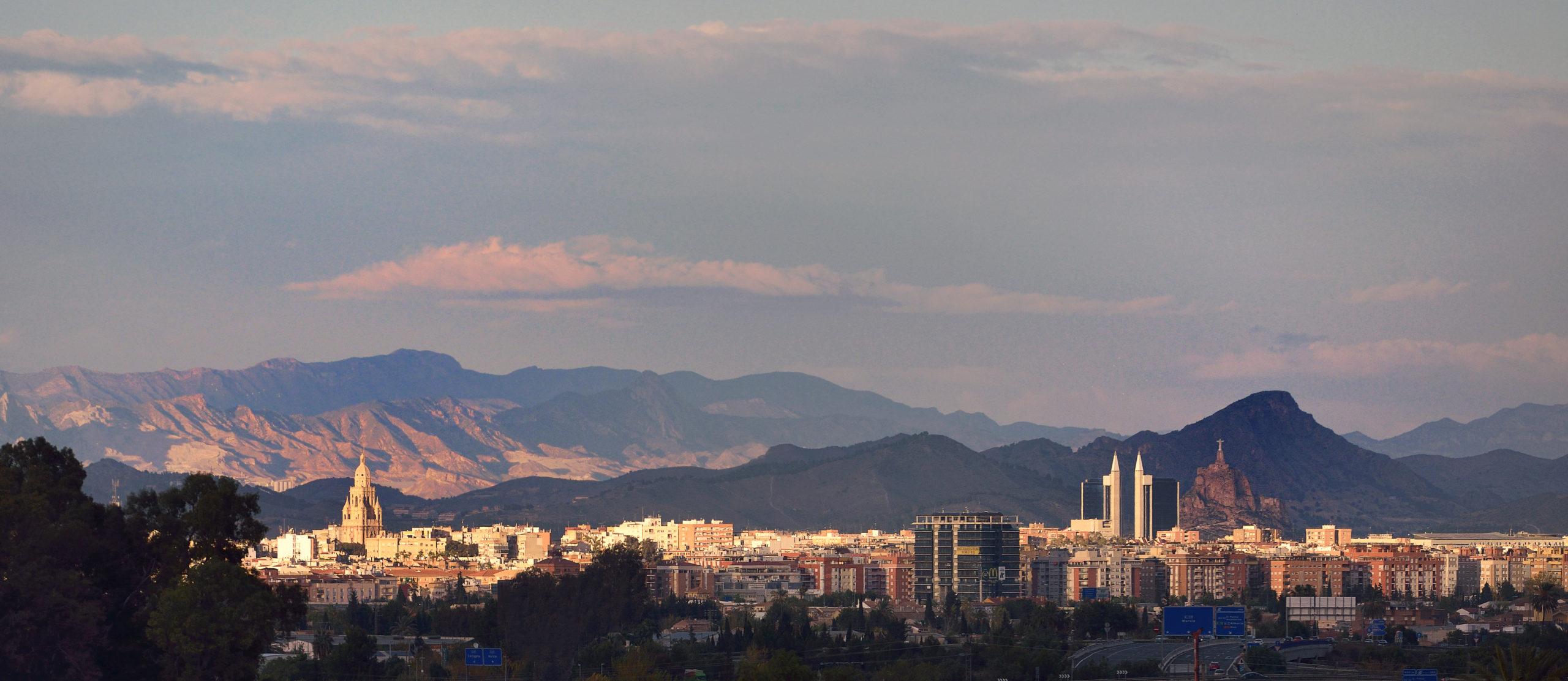 Murcia Panorámica