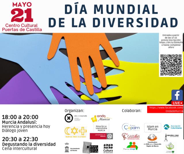 21-05-21 Cartel Día Mundial de la Diversidad