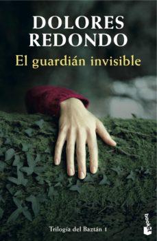 Portada - Dolores Redondo - El Guardina Invisible - Club de Lectura de Joven Futura